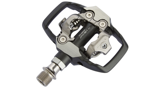 Shimano XTR PD-M9020 Trail Pedaler sort